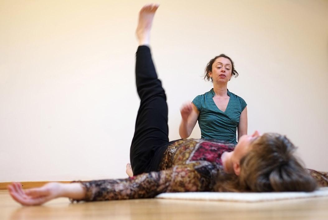 Yoga Therapy par Paulette