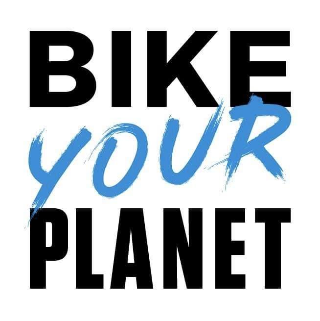 Logo Bike your Planet
