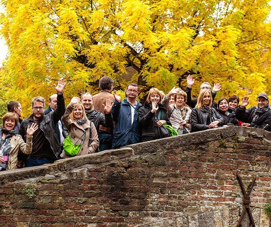 Discovery Belgium découverte de ville avec vos collègues