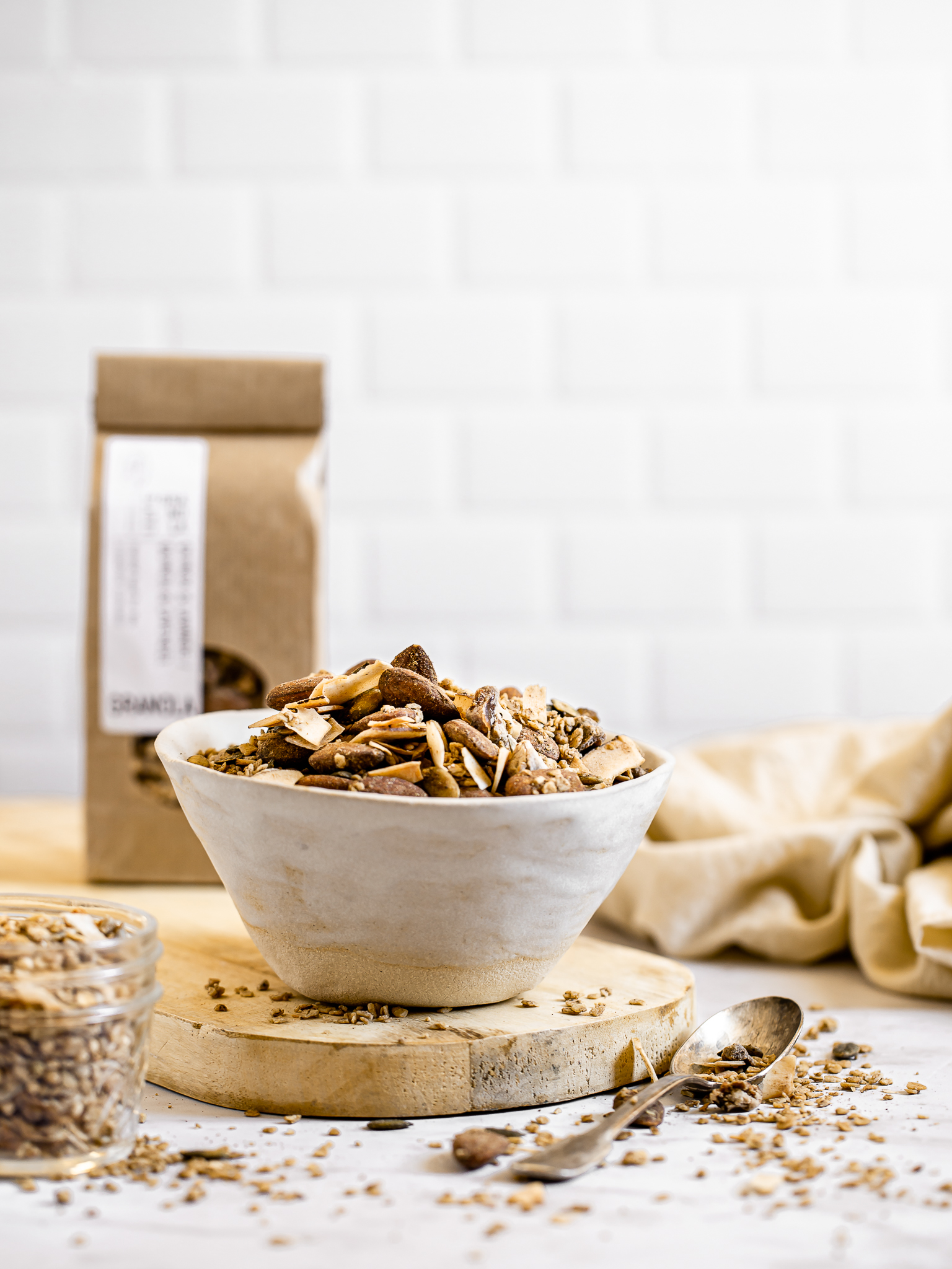 Lily's Granola BE-HERE