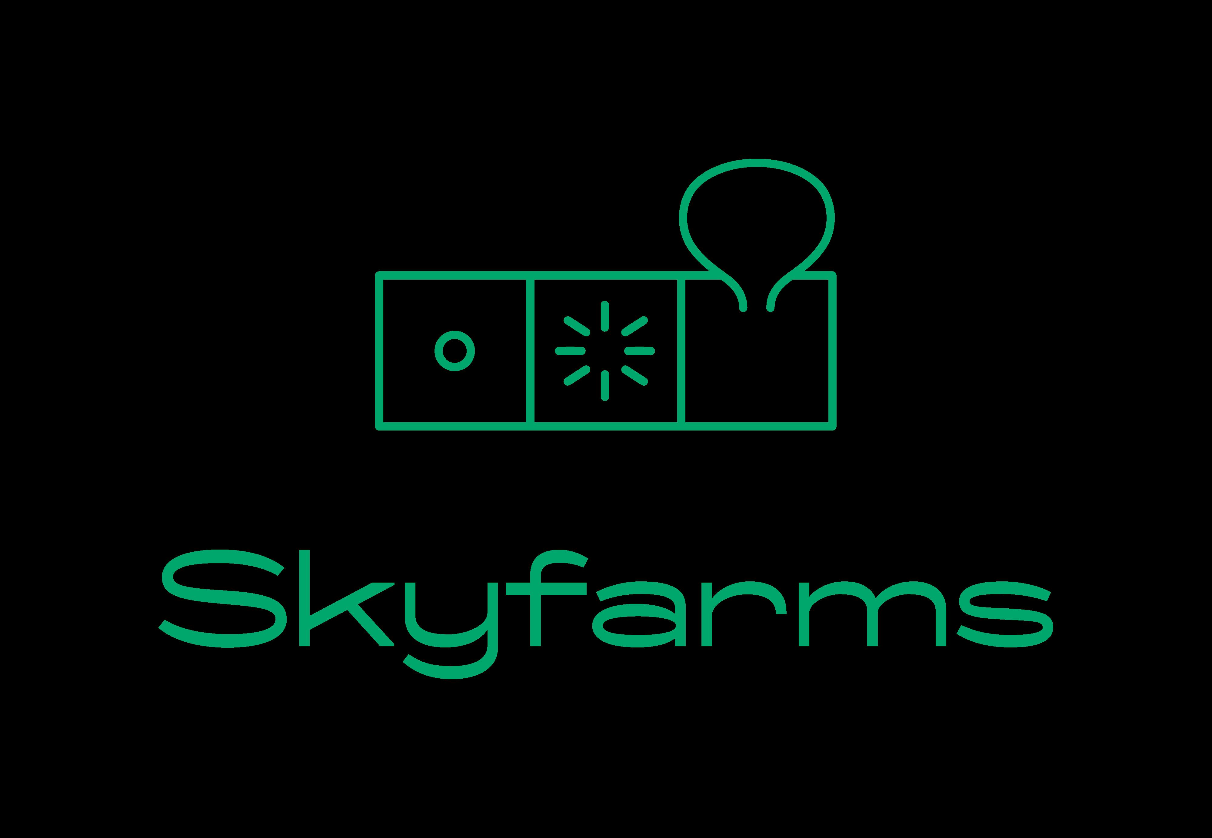 Skyfarms logo