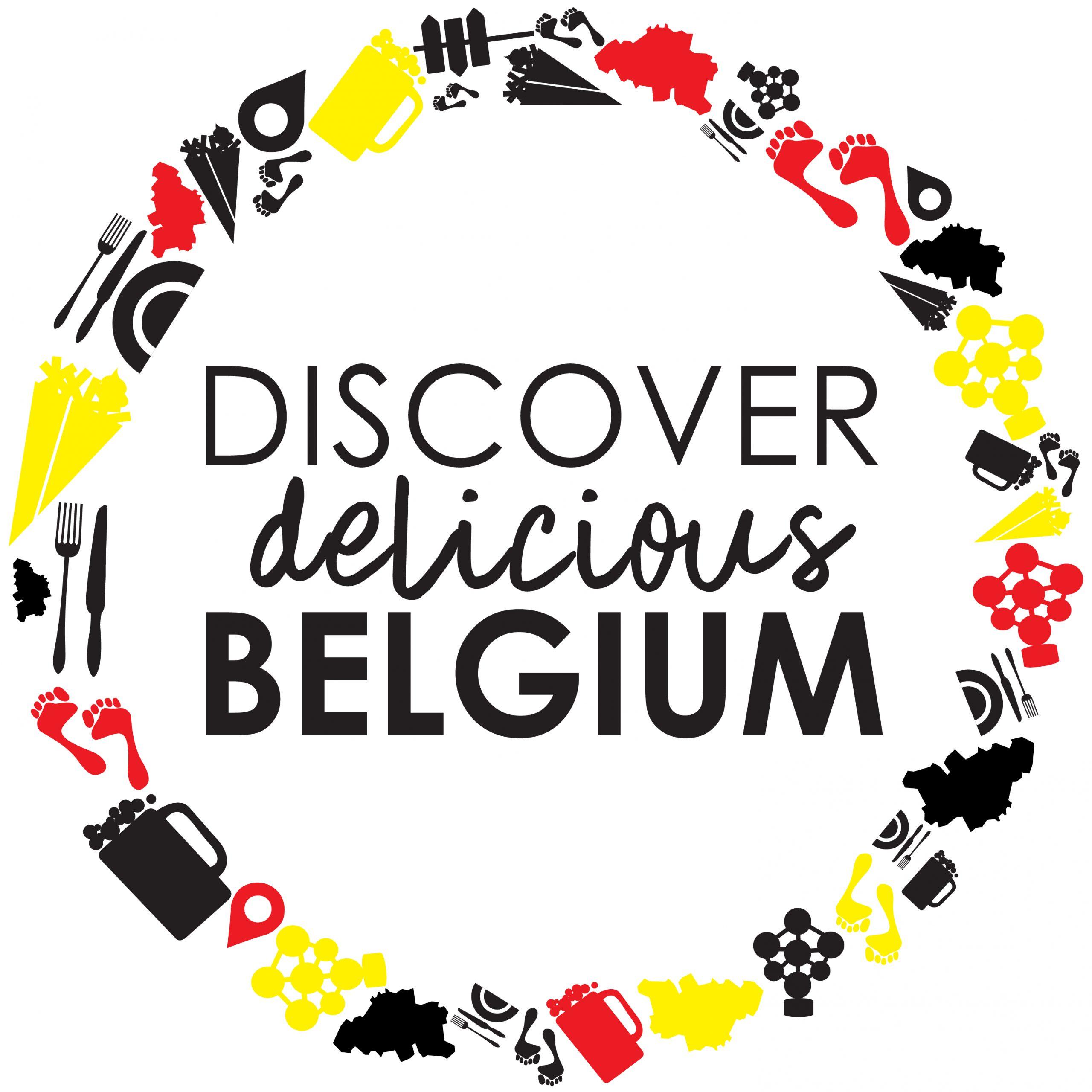 Discovery belgium logo