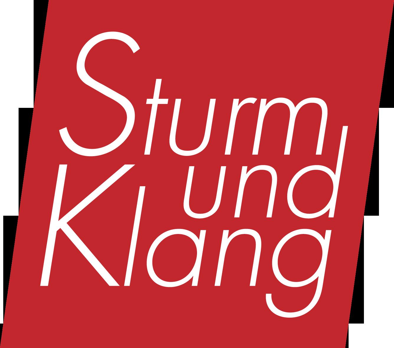 Sturm und Klang logo