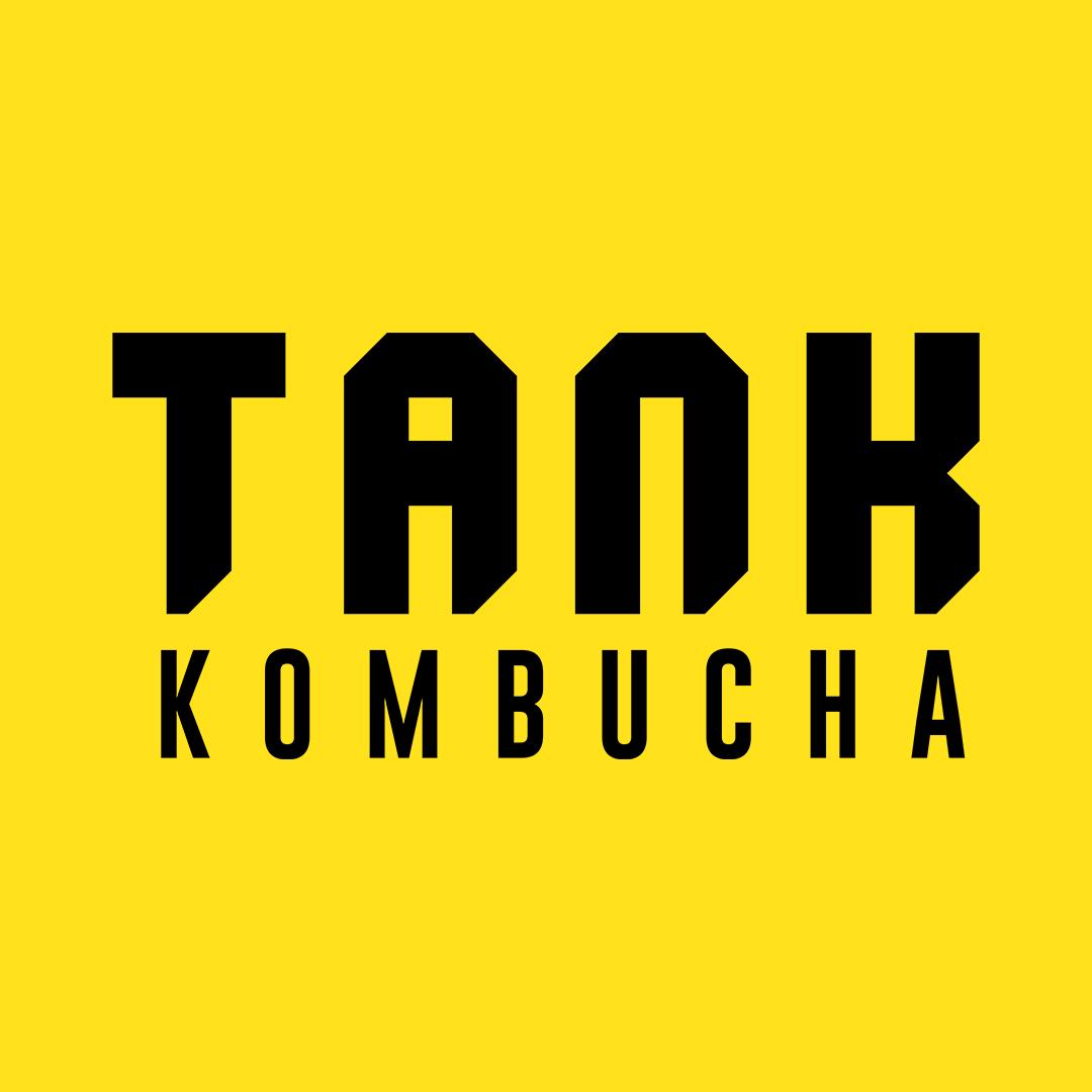 Tank Kombucha logo