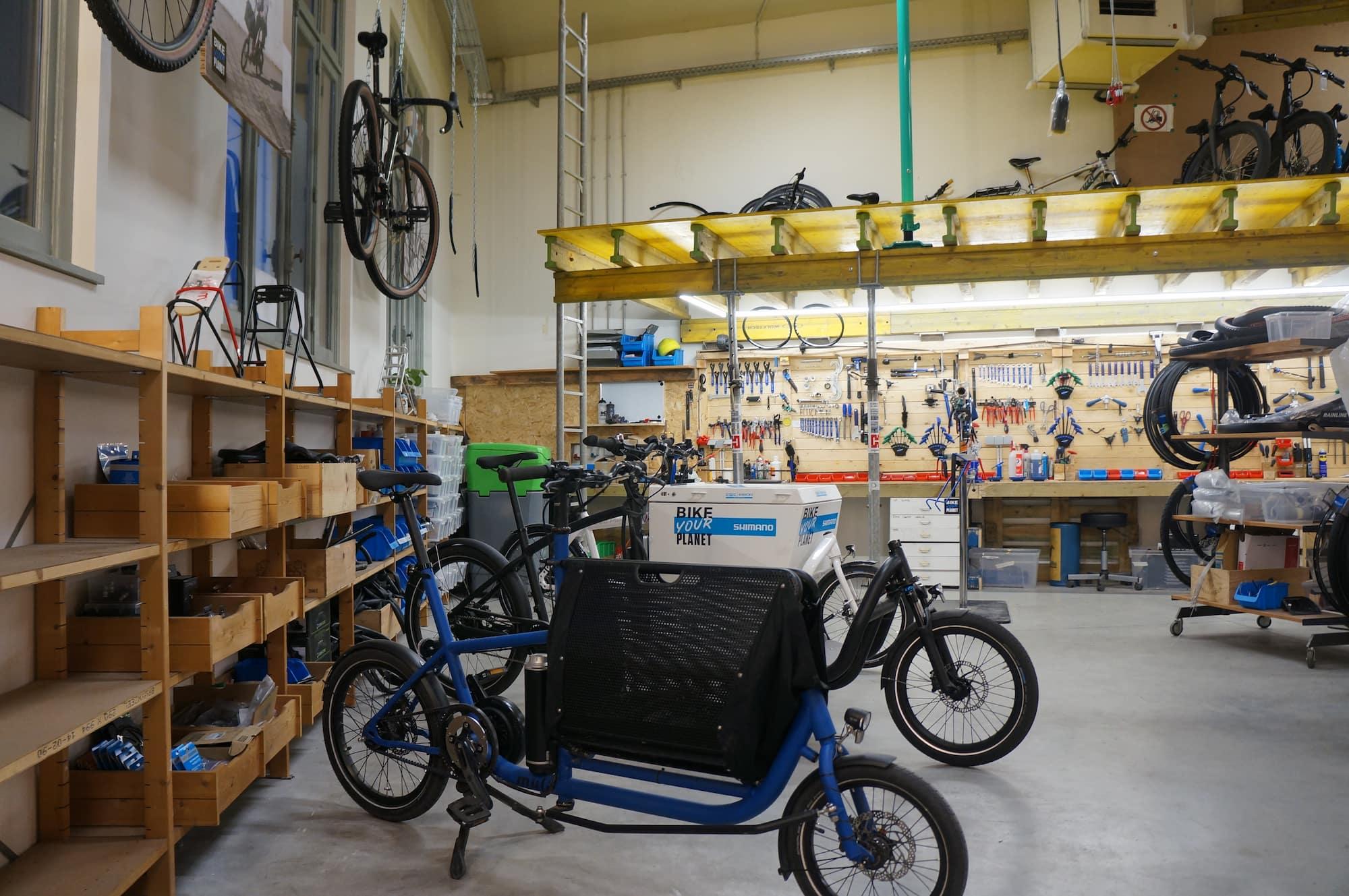 Bike Your Planet vélos cargo sur mesure pour tout projets ou entreprises